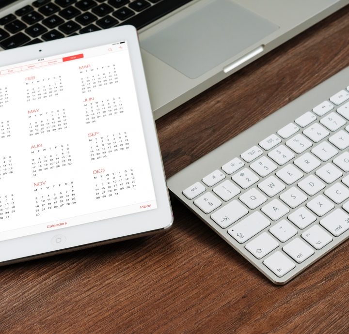 Calendario fiscal del contribuyente de Abril