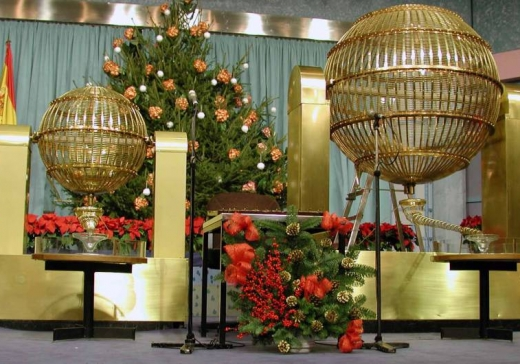 Premios Lotería de Navidad