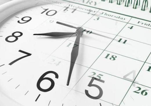 Calendario Fiscal Enero 2019